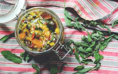 Feed your gut this Christmas: five fermented foods for yuletide bliss