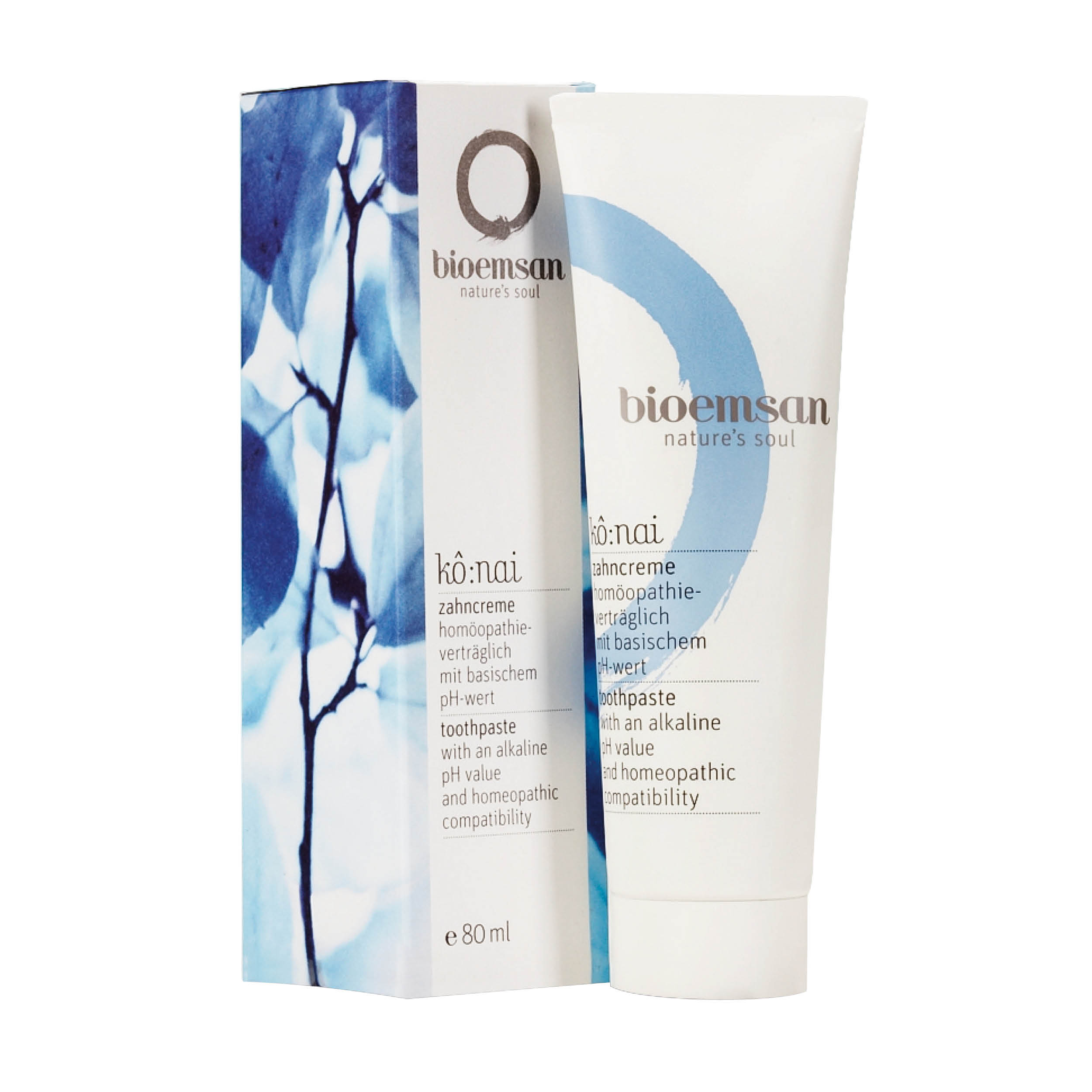 bioemsan Toothpaste: Mint/Homeopathic