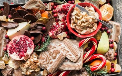 Keep your microbes happy this Christmas