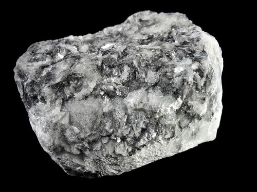 An image of the mineral Magnesium Oxide
