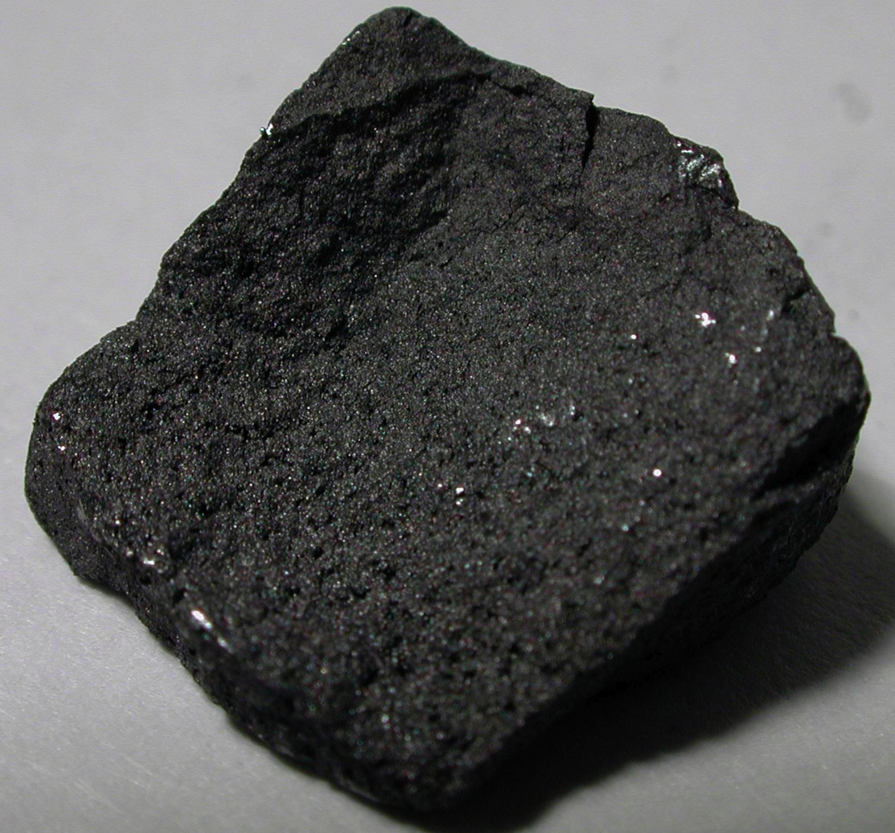 An image of the mineral Selenium
