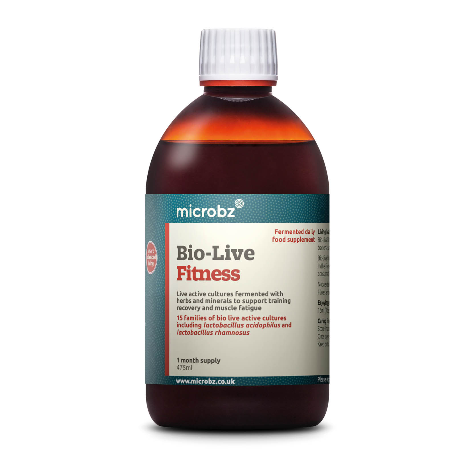 a product image of a bottle of Bio-Live Fitness